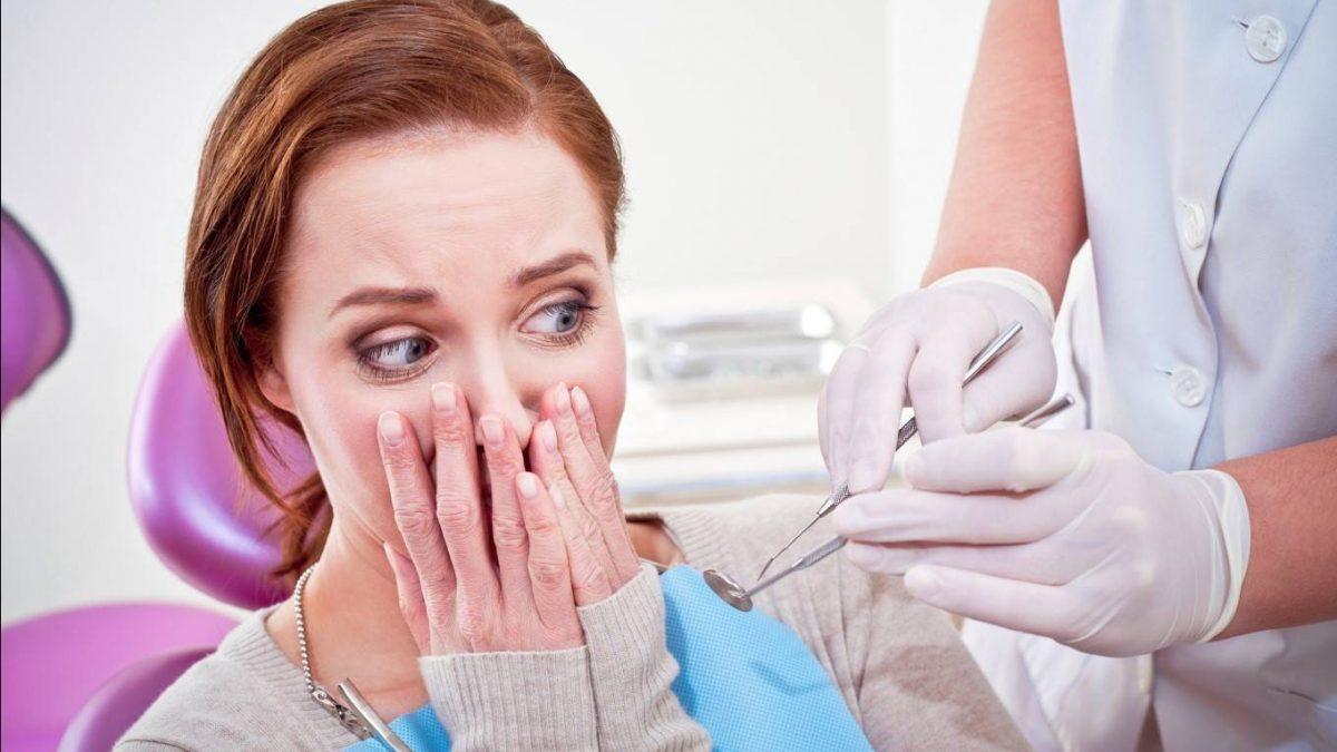فوبیای دندانپزشکی / ترس از دندانپزشکی